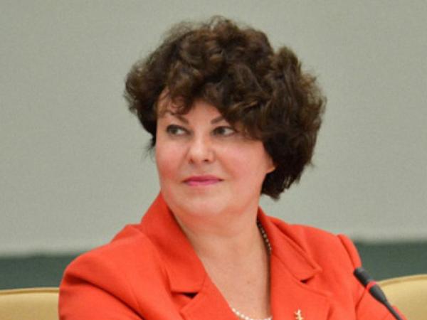 Заместитель губернатора Брянской области Ирина Кузьмина.