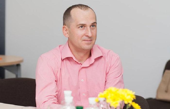 Алексей Павленко - министр аграрной политики Украины.