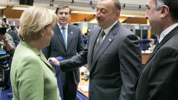 Запад и Азербайджан «вывели» Саакашвили из Закавказья