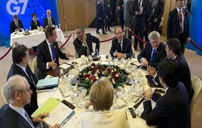 «Большая семёрка» обсудит в Баварии украинский кризис, экономику и эпидемии