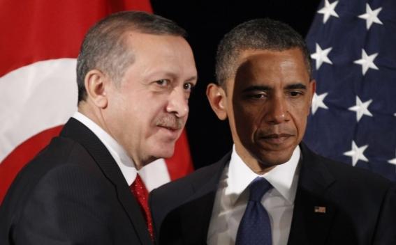 Реджеп Тайип Эрдоган и Барак Обама. Фото: armedia.am