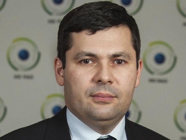 Заместитель директора по развитию ФГУП, НО РАО Денис Егоров.
