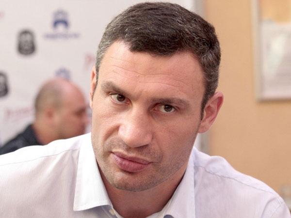 Кличко собирается переименовать улицу в Киеве в честь Бориса Немцова