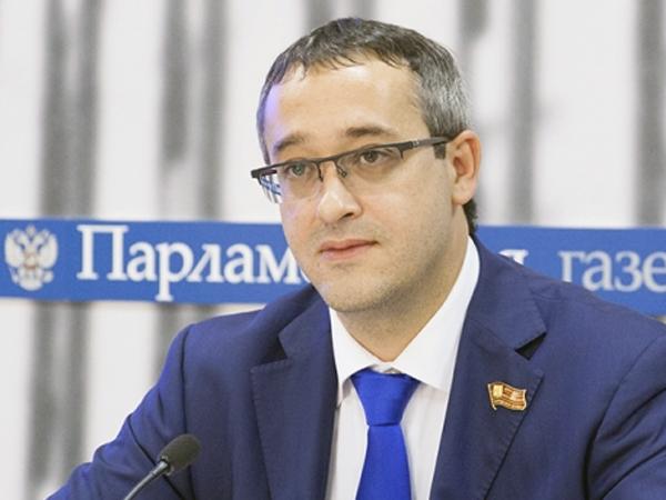 Председатель Мосгордумы Алексей Шапошников.