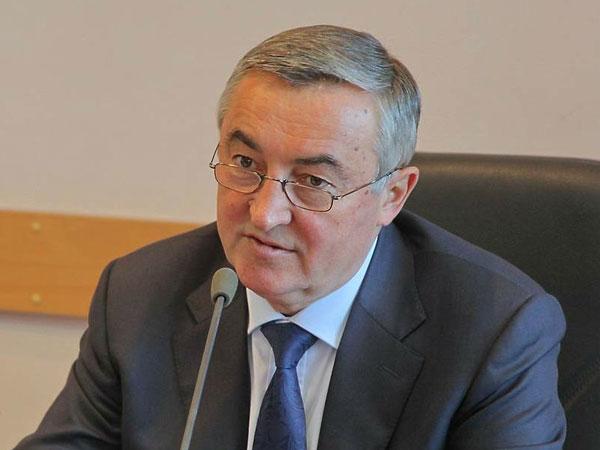 Экс-мэр Великого Новгорода Юрий Бобрышев.