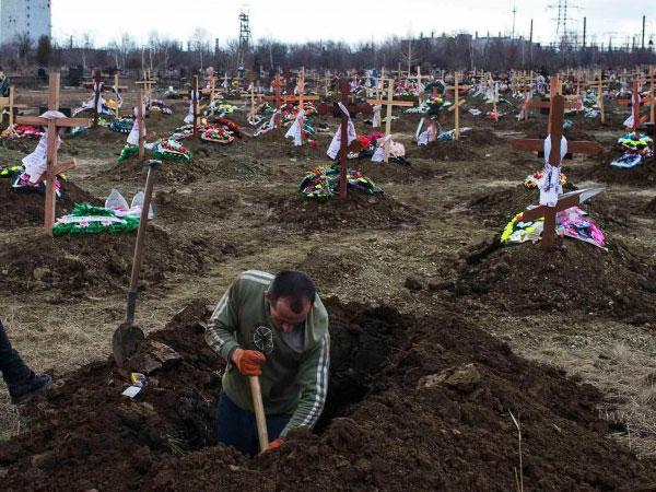 ООН: В войне на Востоке Украины погибли 6417 человек, почти 16 тыс. ранены