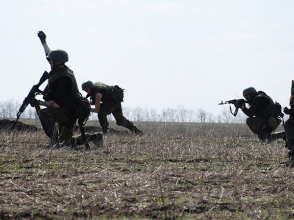 Донецк— под огнём, по линии соприкосновения— ожесточенные ближние бои