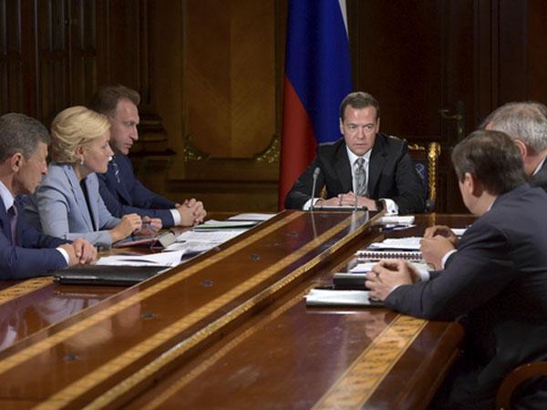 Правительство утвердило проект развития Северного морского пути