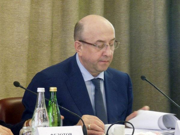 Глава комитета Госдумы по конституционному законодательству и государственному строительству Владимир Плигин.