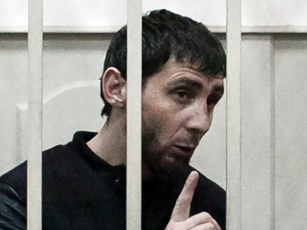 Обвиняемый Заур Дадаев. кадр: svoboda.org