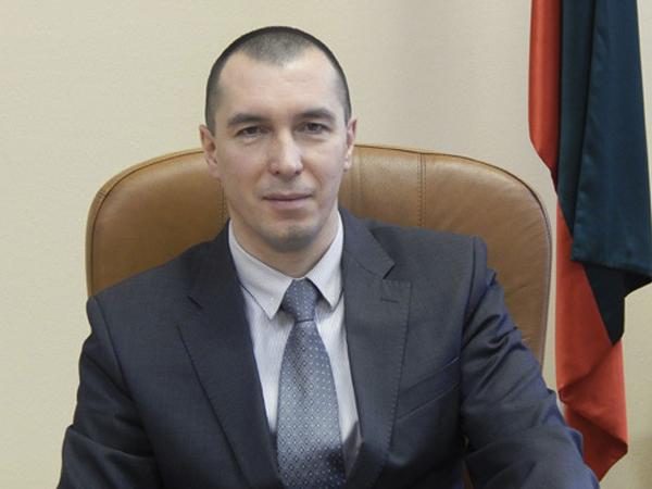 Глава министерства финансов Забайкальского края Андрей Кефер.