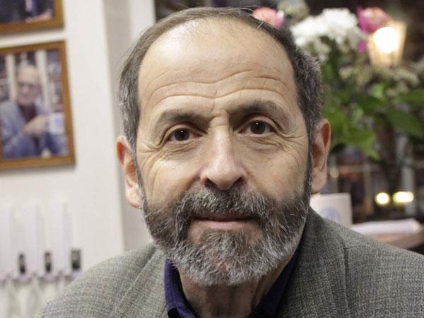 Депутат Законодательного собрания Санкт-Петербурга Борис Вишневский.