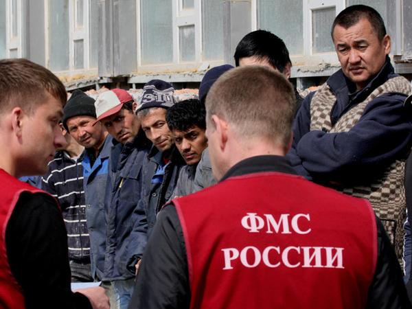 Мигранты напали на сотрудников челябинского спецприёмника