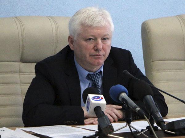 Директор департамента городского хозяйства Олег Казурин.