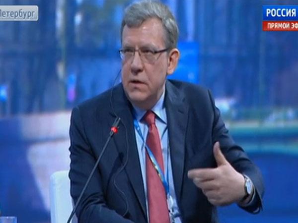 Кудрин не намерен баллотироваться на пост президента России