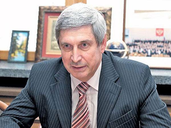 Первый вице-спикер Государственной думы РФ Иван Мельников.