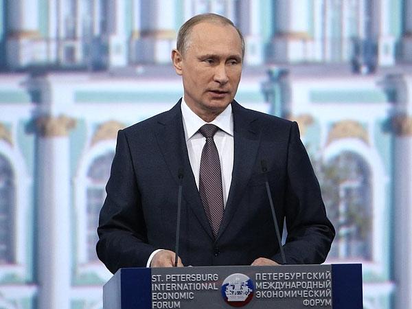Путин: Оперативно принятые меры по поддержки экономики сработали