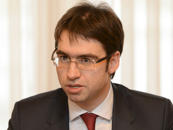 Вице-губернатор Ленинградской области Дмитрий Ялов.