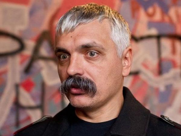 Глава партии «Братство» Дмитрий Корчинский.