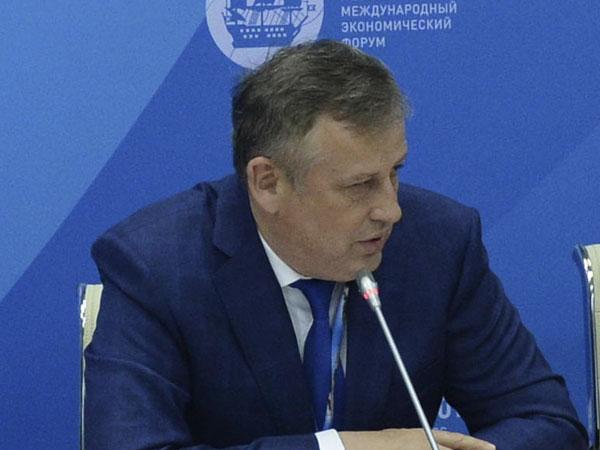 Врио губернатора Ленинградской области Александр Дрозденко.