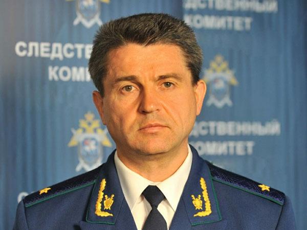 Официальный представитель Следственного комитета РФ Владимир Маркин.