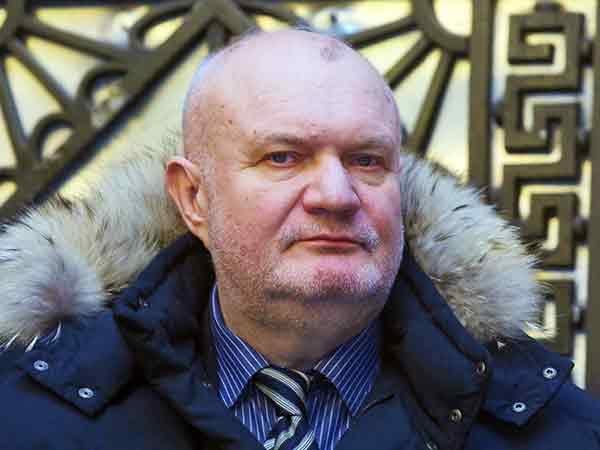 Владимир Гарюгин - глава ГУП «Метрополитен».