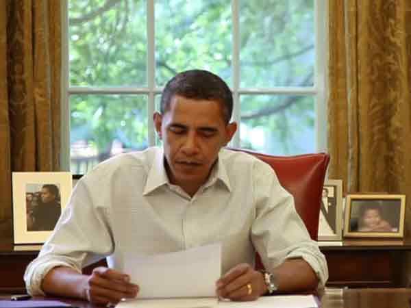 Обама пообещал подписать закон о программах слежки за гражданами