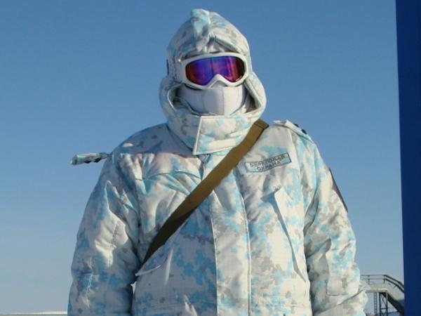 «Армия–2015»: «Солдат будущего» проходит испытание Арктикой