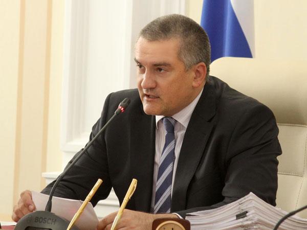 Аксёнов отправил в отставку министра экономического развития Крыма