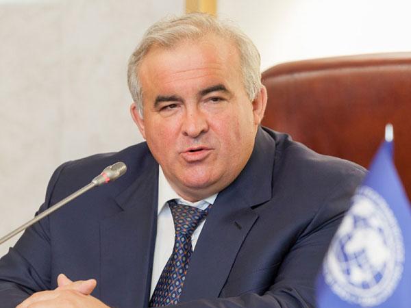 Исполняющий обязанности губернатора Костромской области Сергей Ситников.