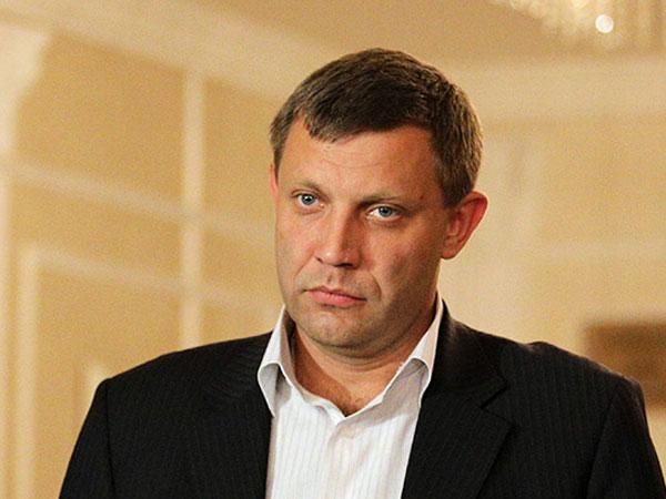 Захарченко: Под Марьинкой убито 400 киевских силовиков