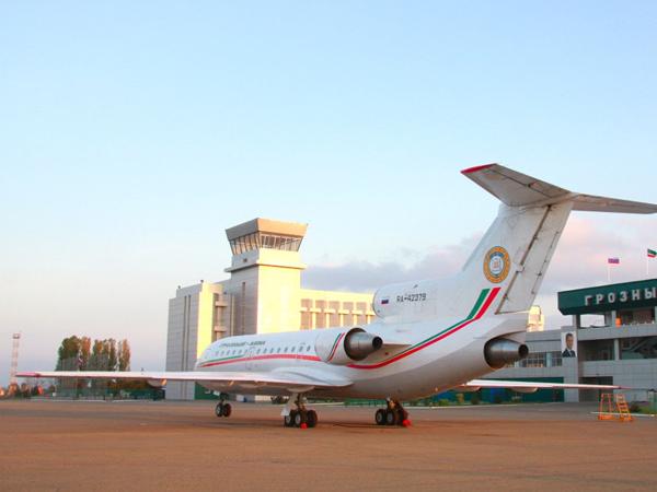 Из Чечни в Крым открылось регулярное авиасообщение