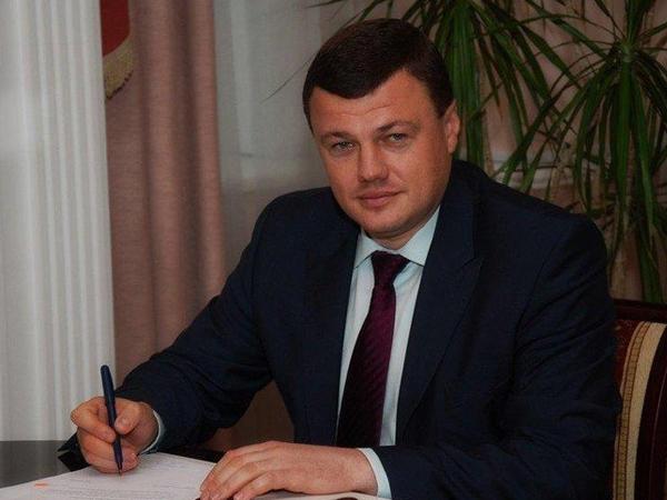 Временно исполняющий обязанности главы администрации Тамбовской области Александр Никитин.
