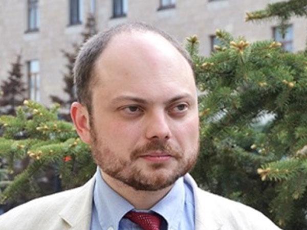 Публицист Владимир Кара-Мурза.
