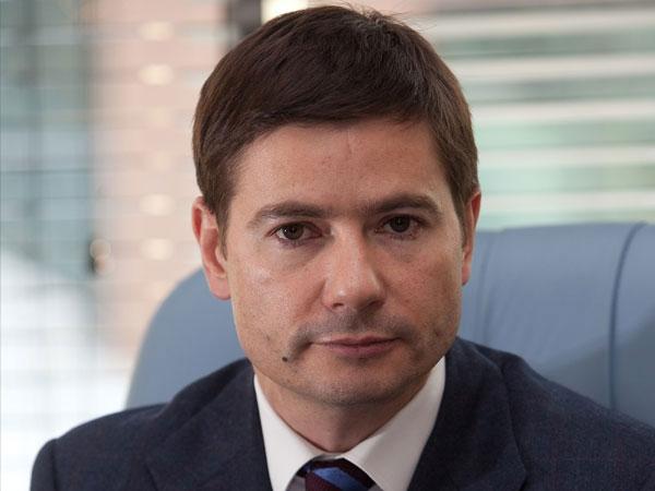 Глава ГКУ  «Администратор московского парковочного пространства» (АМПП) Александр Гривняк.