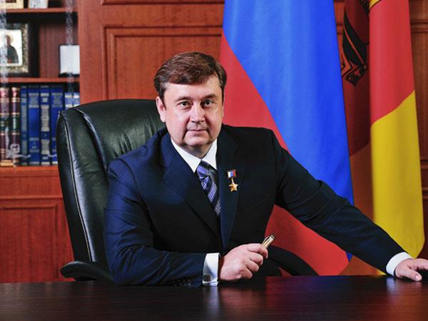 Губернатор Тверской области Андрей Шевелёв.
