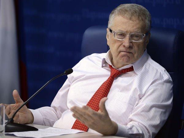 Жириновский назвал Украину «всемирной нищенкой»