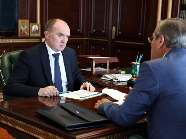Власти Челябинской области способствуют развитию бизнеса