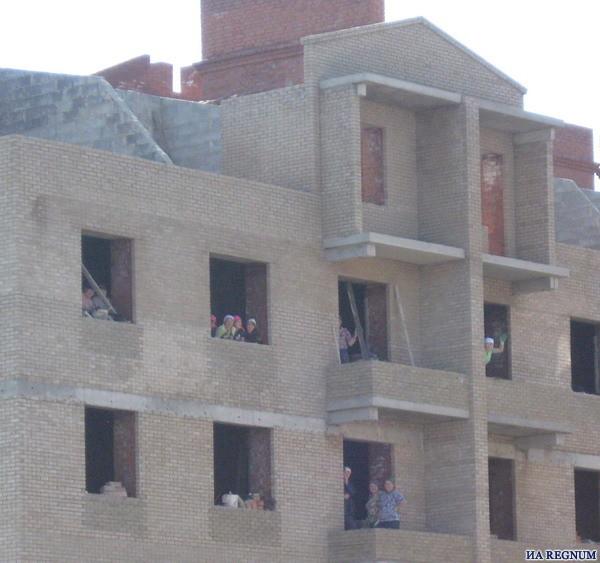 В январе— мае темпы жилищного строительства в Чувашии увеличены на 45,7%