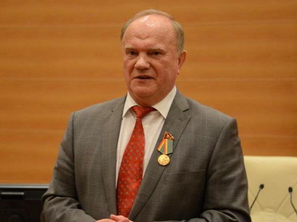 Любое обострение в Приднестровье означает вызов России— Зюганов