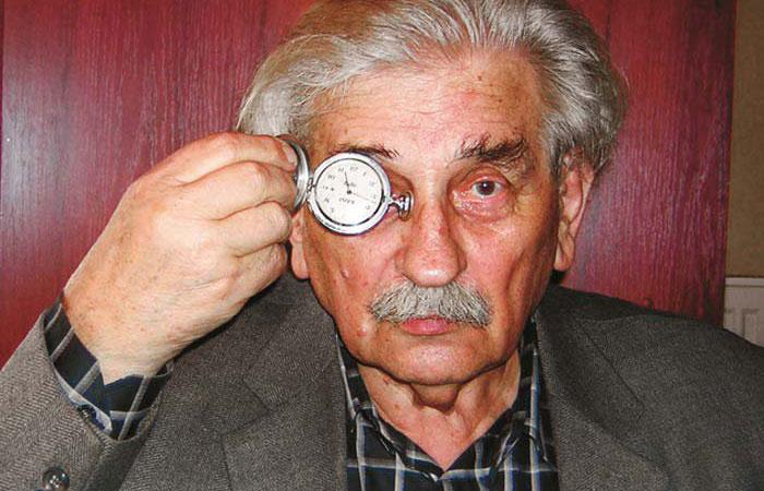 Людвик Вацулик - писатель, политический деятель.