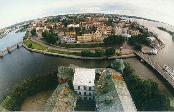 Врио губернатора Ленобласти: Средства на реставрацию в Выборге не пропадут