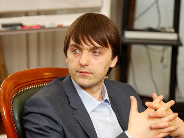 Руководитель Рособрнадзора Сергей Кравцов.