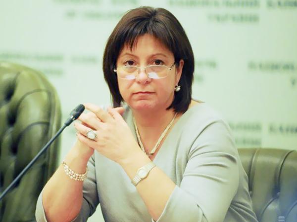 Министр финансов Украины Наталья Яресько.