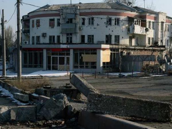 В Донецке вновь произошёл взрыв на Казённом заводе химических изделий