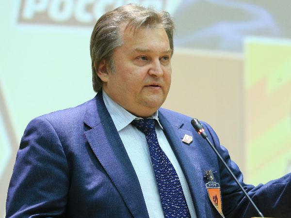 Первый замглавы фракции в Государственной думе РФ Михаил Емельянов.