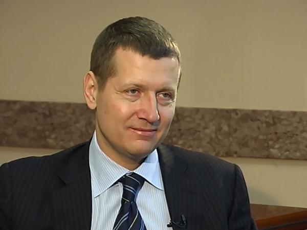 Заместитель министра сельского хозяйства РФ Сергей Левин.