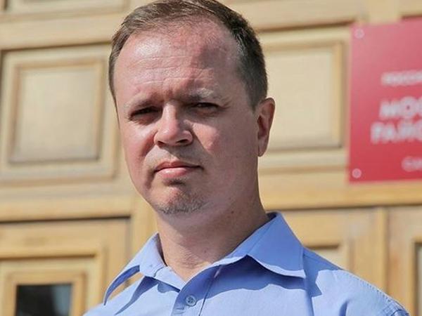 Председатель фонда «Свобода информации» адвокат из Санкт-Петербурга Иван Павлов.