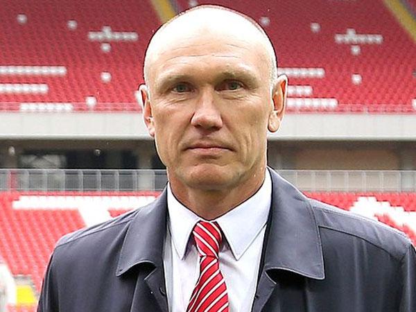 Генеральный директор ФК «Спартак» Сергей Родионов.
