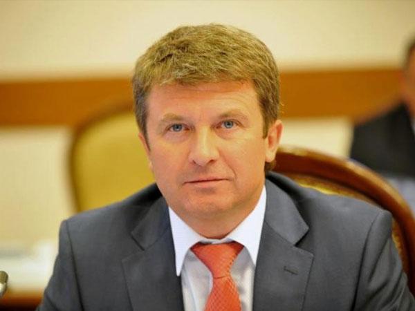 Министр культуры Московской области Олег Рожнов.